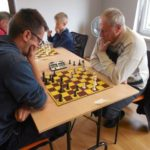 I otwarty turniej szachowy w Spytkowicach.