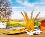 Przegląd Twórczości Artystycznej Gminy Spytkowice – wystawa