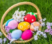 Gminny Konkurs Koszyczków Wielkanocnych