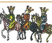 Orszak Trzech Króli.